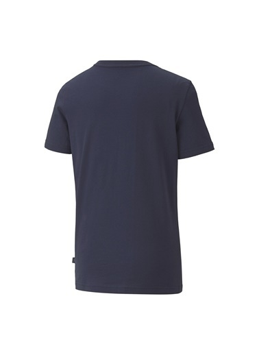 Puma Puma 58323006 Essentials 2 Col Logo TeeLacivert Erkek Çocuk T-Shirt Lacivert